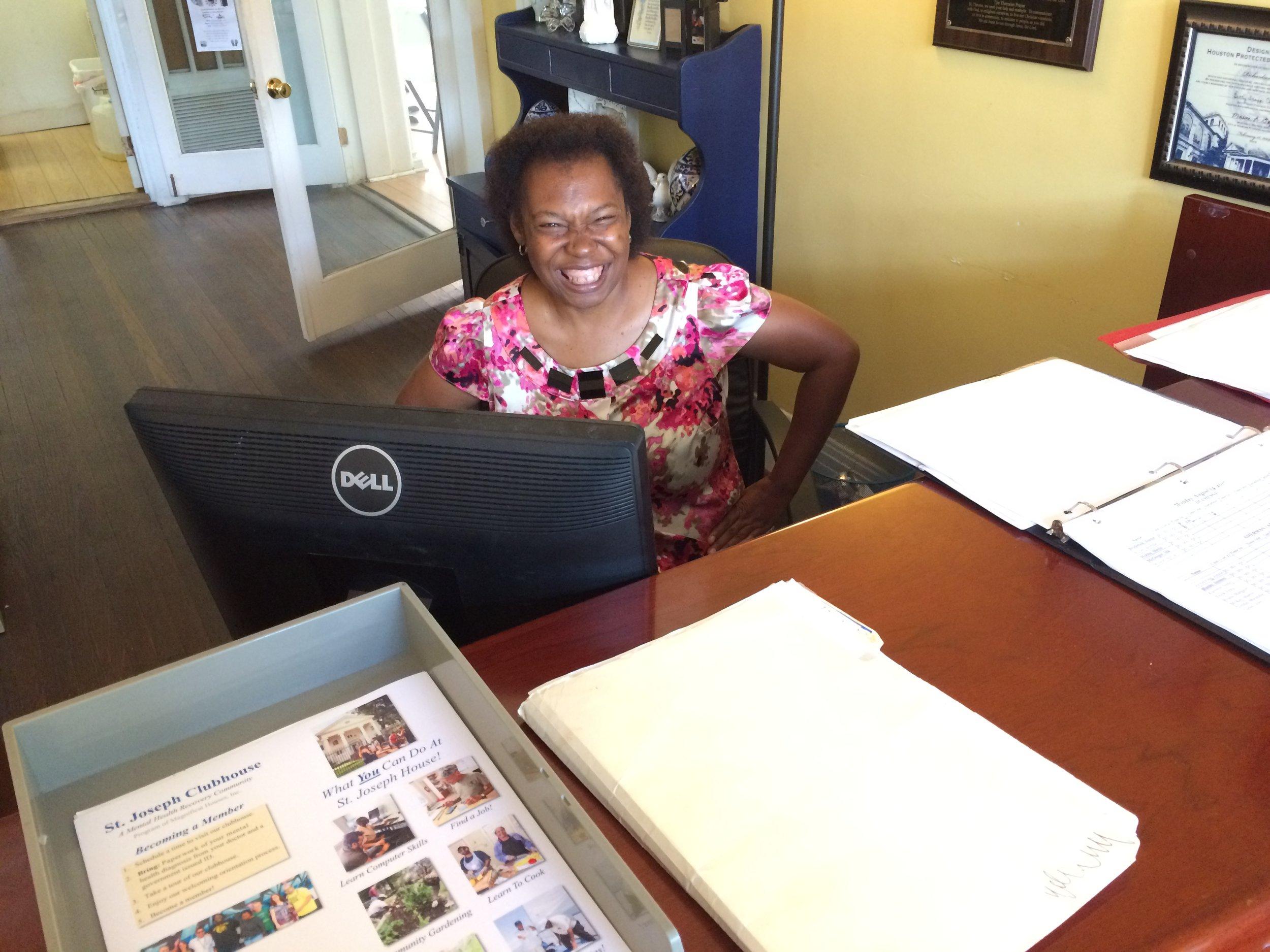 Tanya Front Desk.jpg