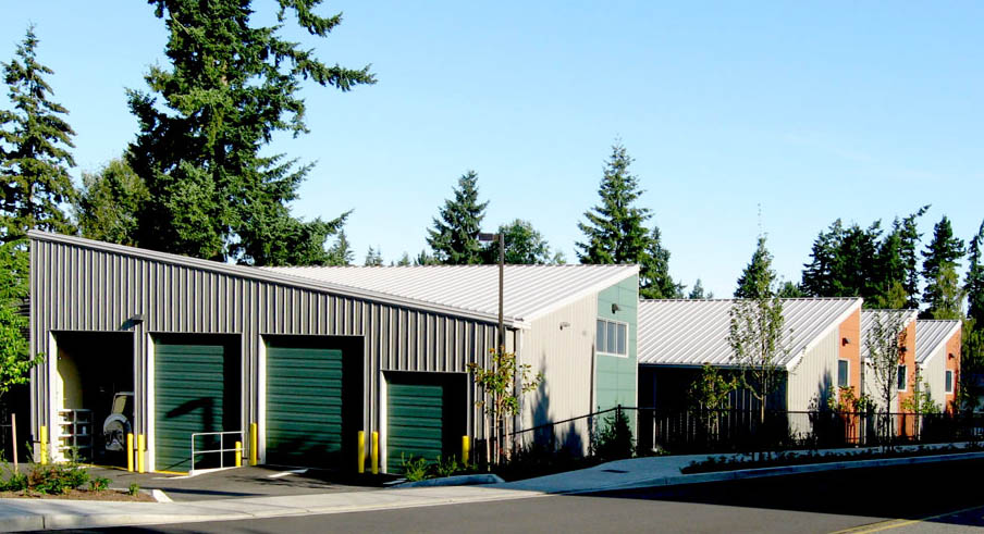 Ronald Wastewater Maintenance and Storage Facility by Seattle Architect TCA Architecture