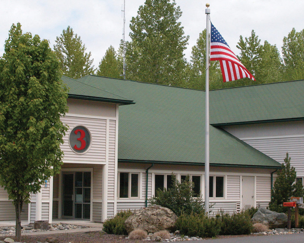 City of Mount Vernon Fire Station 3 by Seattle Fire Station Design Expert TCA Architecture