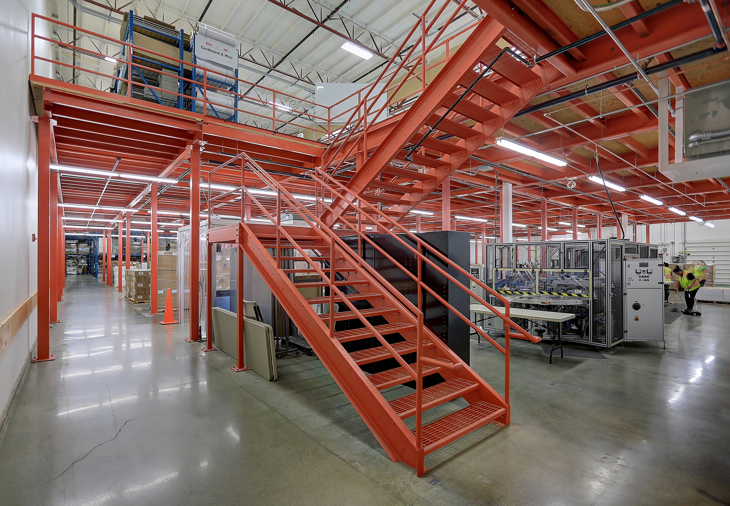 Natural Factors Commercial Facility by Seattle Commercial Architect TCA Architecture