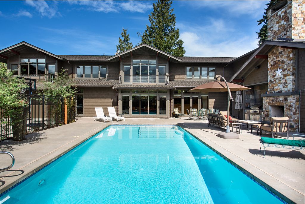 High end residential design by Seattle architecture firm TCA Architecture