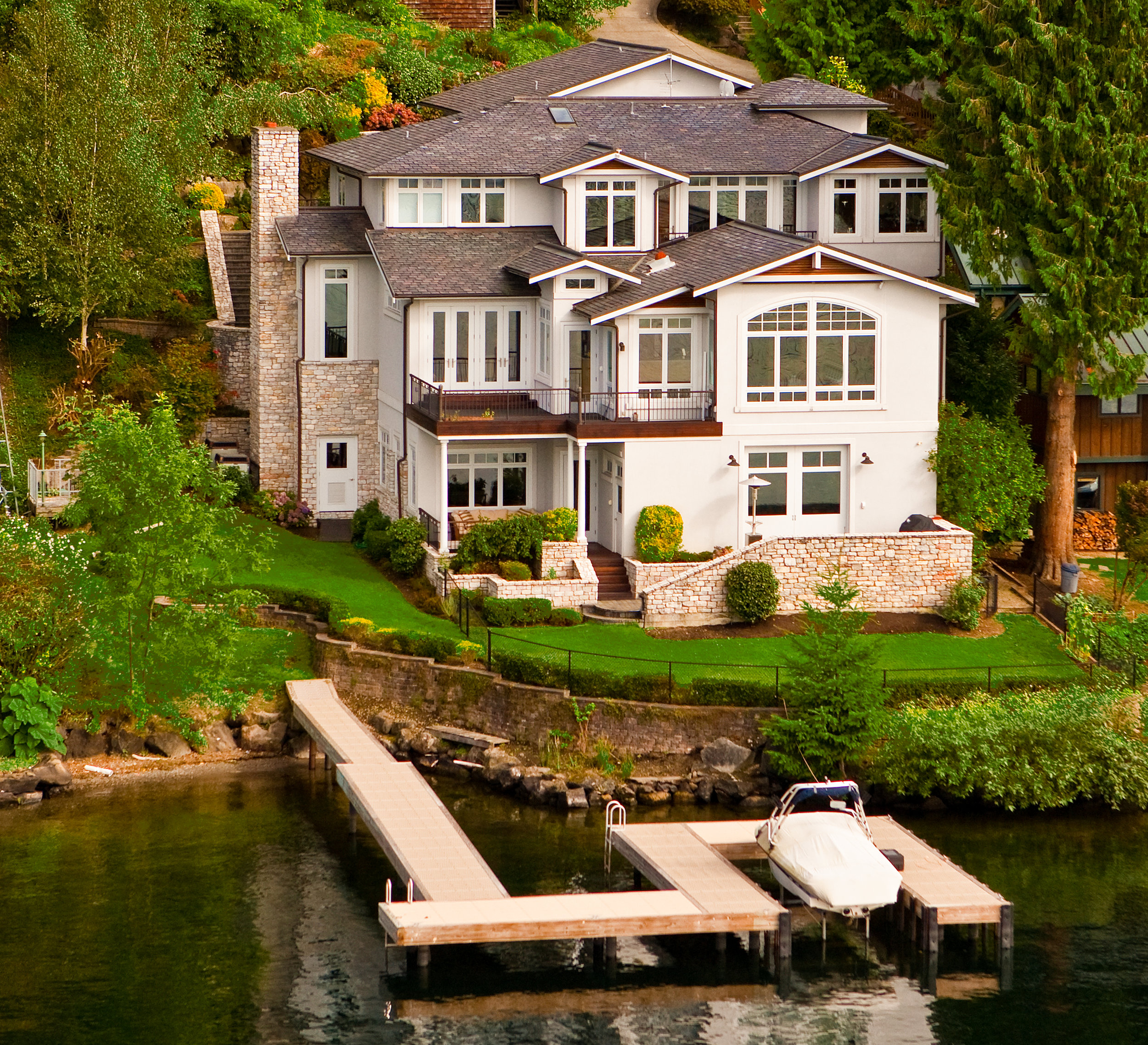 Residential design by Seattle architecture firm TCA Architecture