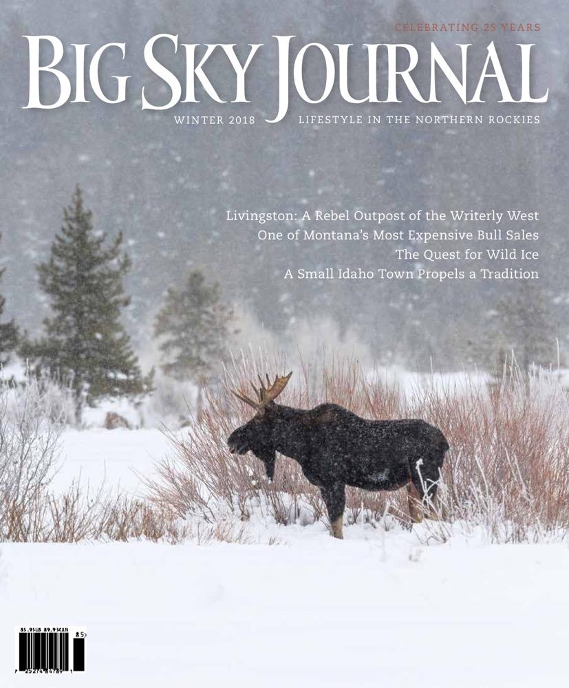 The Patrolman   After 37 years, Big Sky Resort's patrol director is hanging up his cross and coat.  Big Sky Journal, Winter 2019