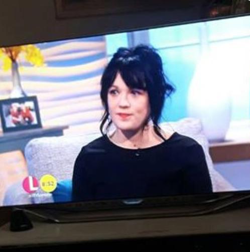 Lorraine Kelly Interview, March 2018