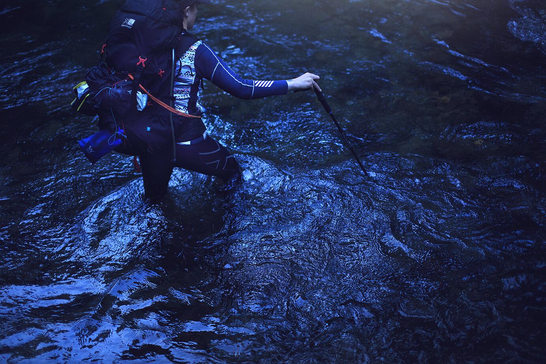 Slightly wet under foot….. Photo: James Appleton