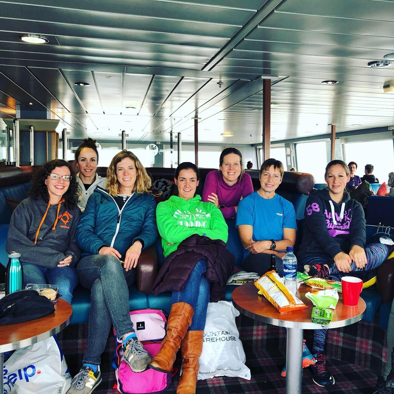 Ferry squad.
