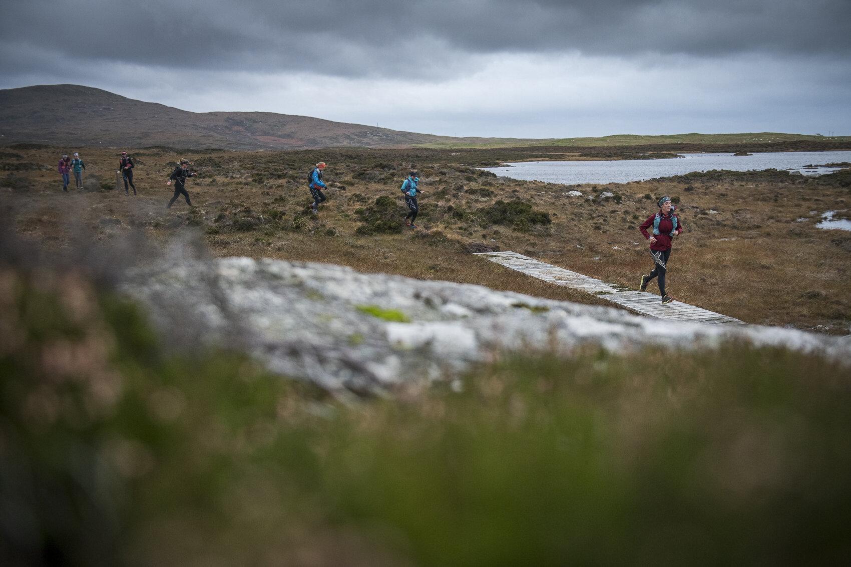 Dem bogs  Photo: Leo Francis/Rat Race Adventure Sports
