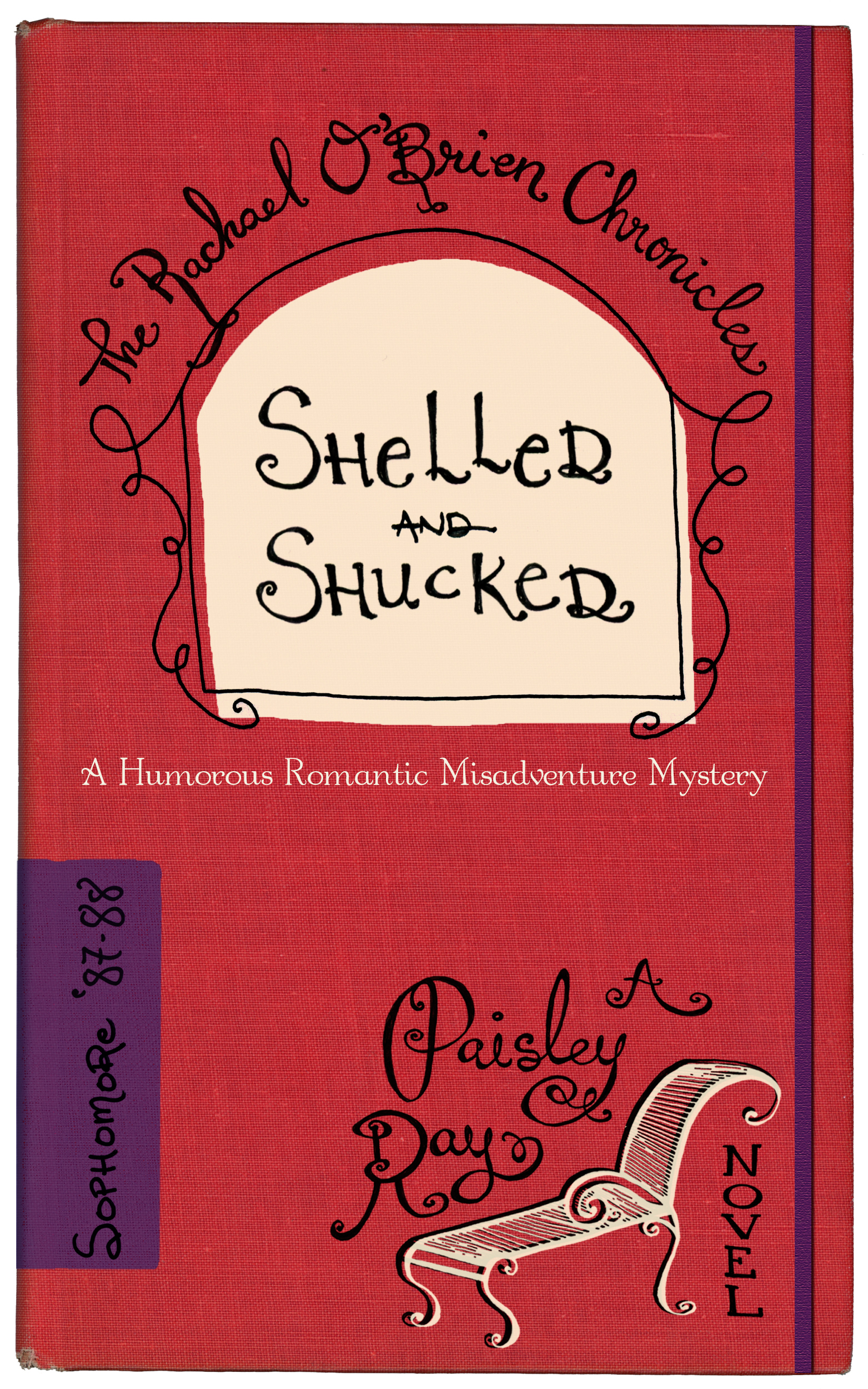 Shelled and Shucked mystery book