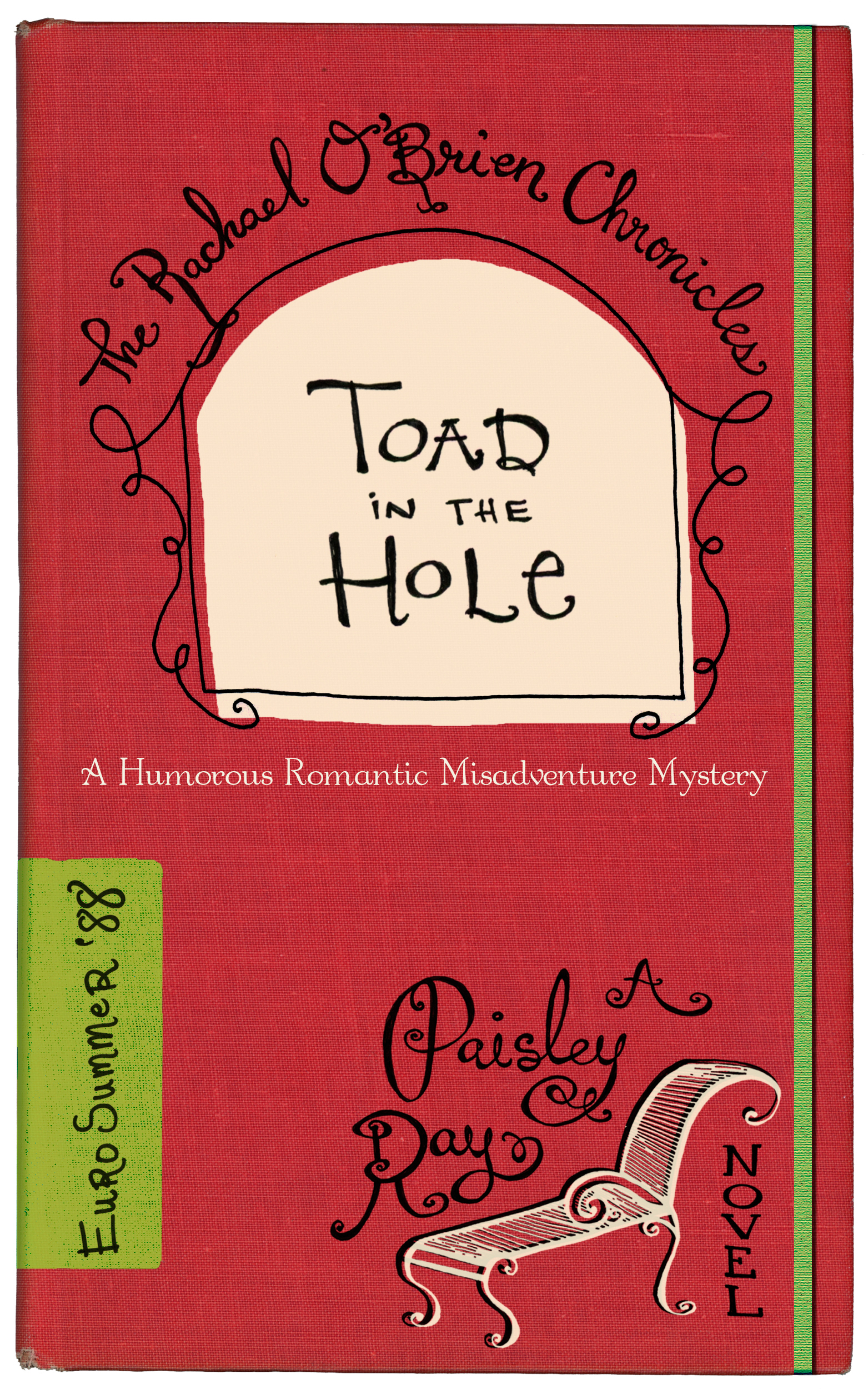 Toad in the Hole mystery book