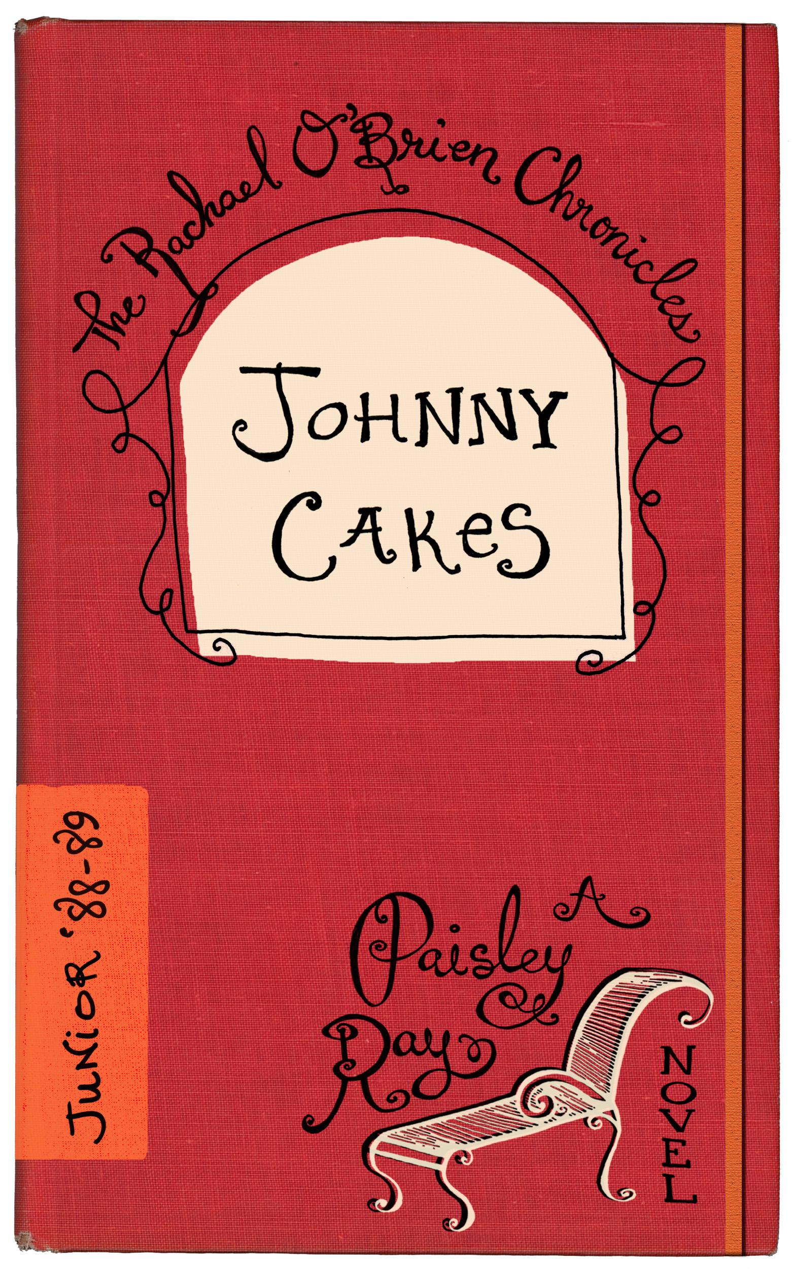 Johnny Cakes mystery book