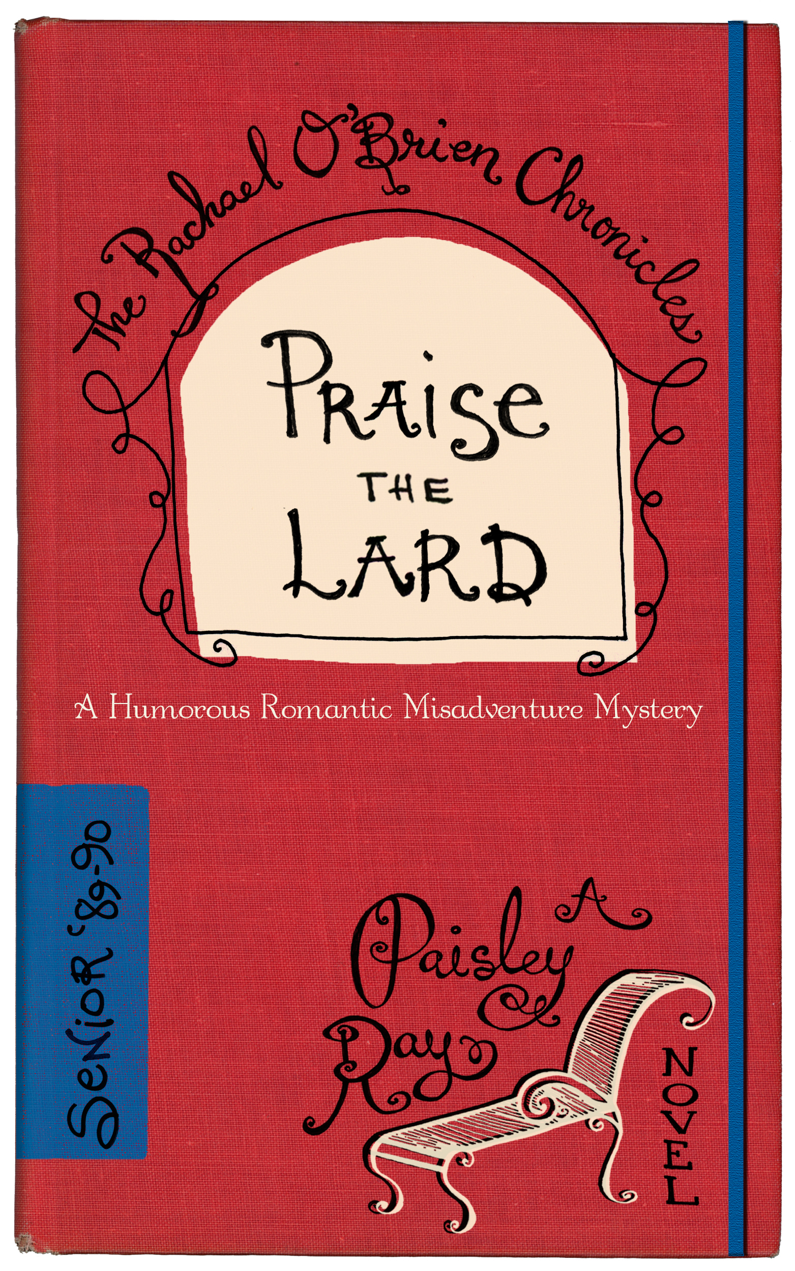 Praise the Lard mystery book