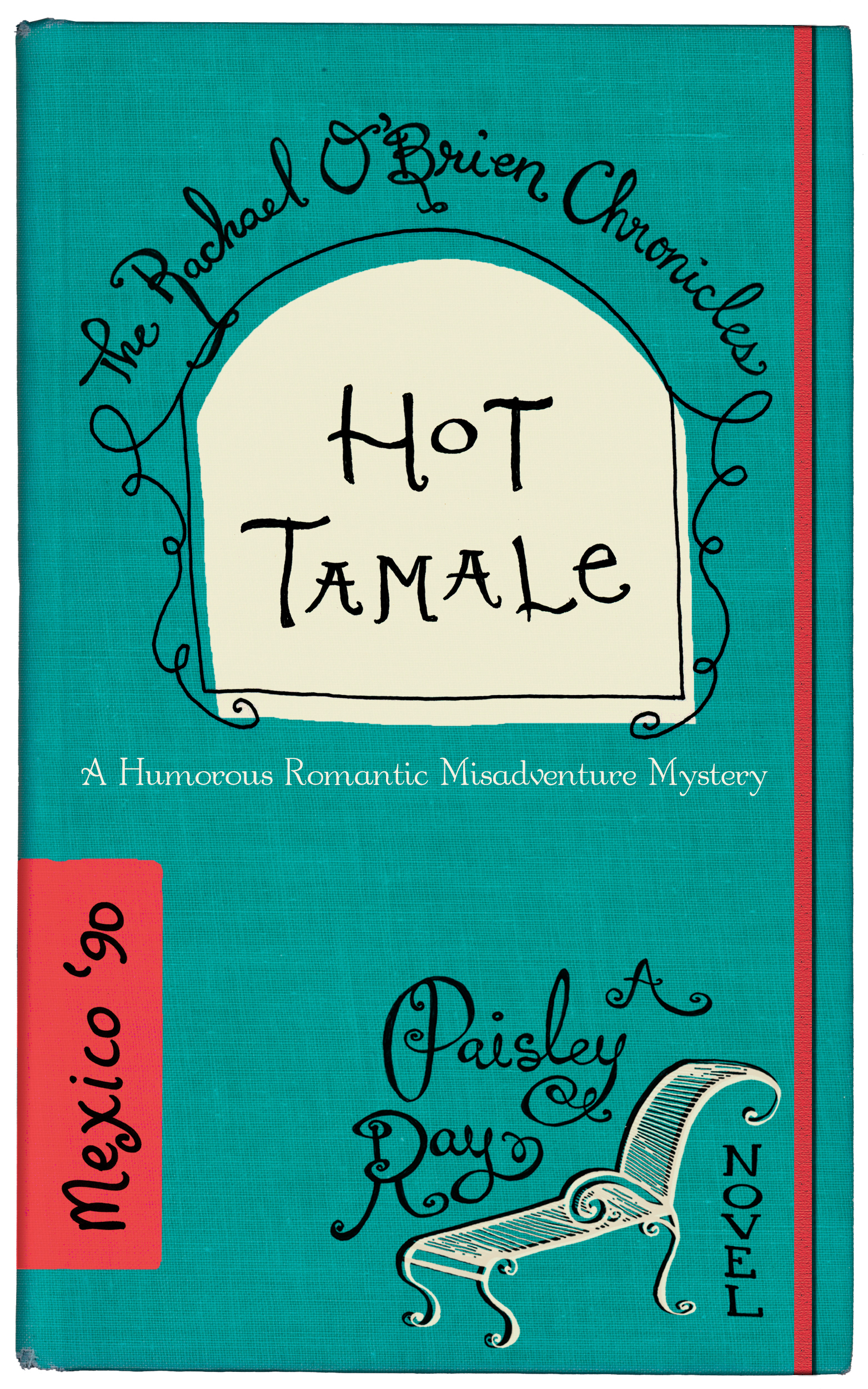 Hot Tamale mystery book