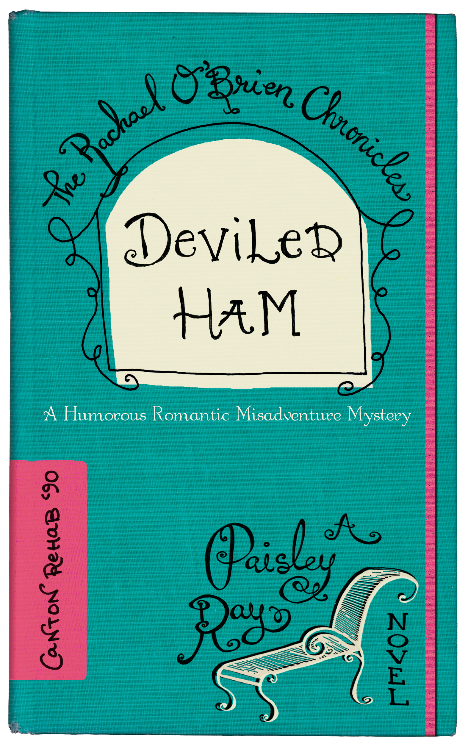 Deviled Ham mystery book