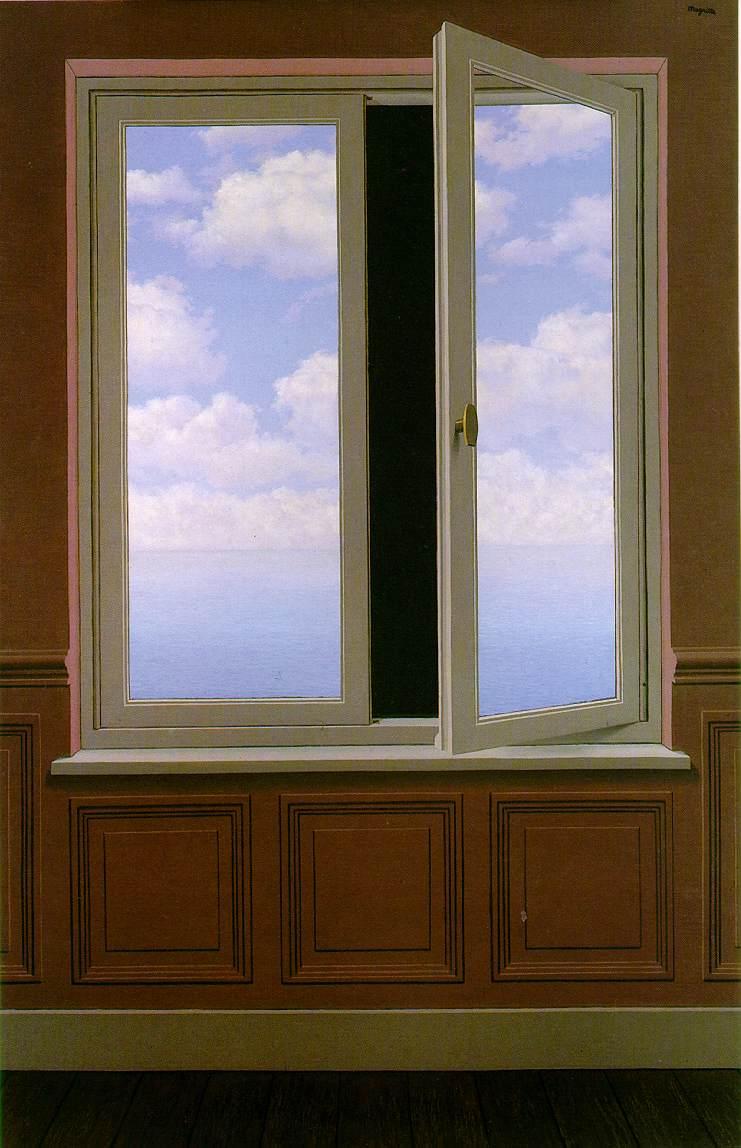 Renee Magritte, The Telescope, 1963.jpg