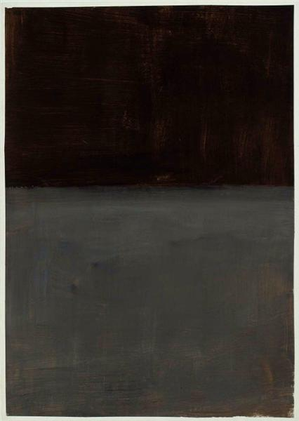 Mark Rothko, Brown on Gray, 1969.jpeg