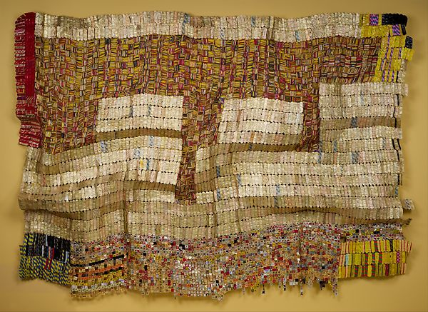 El Anatsui, Between Earth and Heaven, 2006.jpg