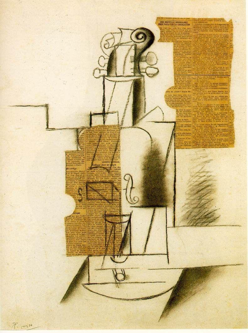 Picasso, Violin, 1912.jpg