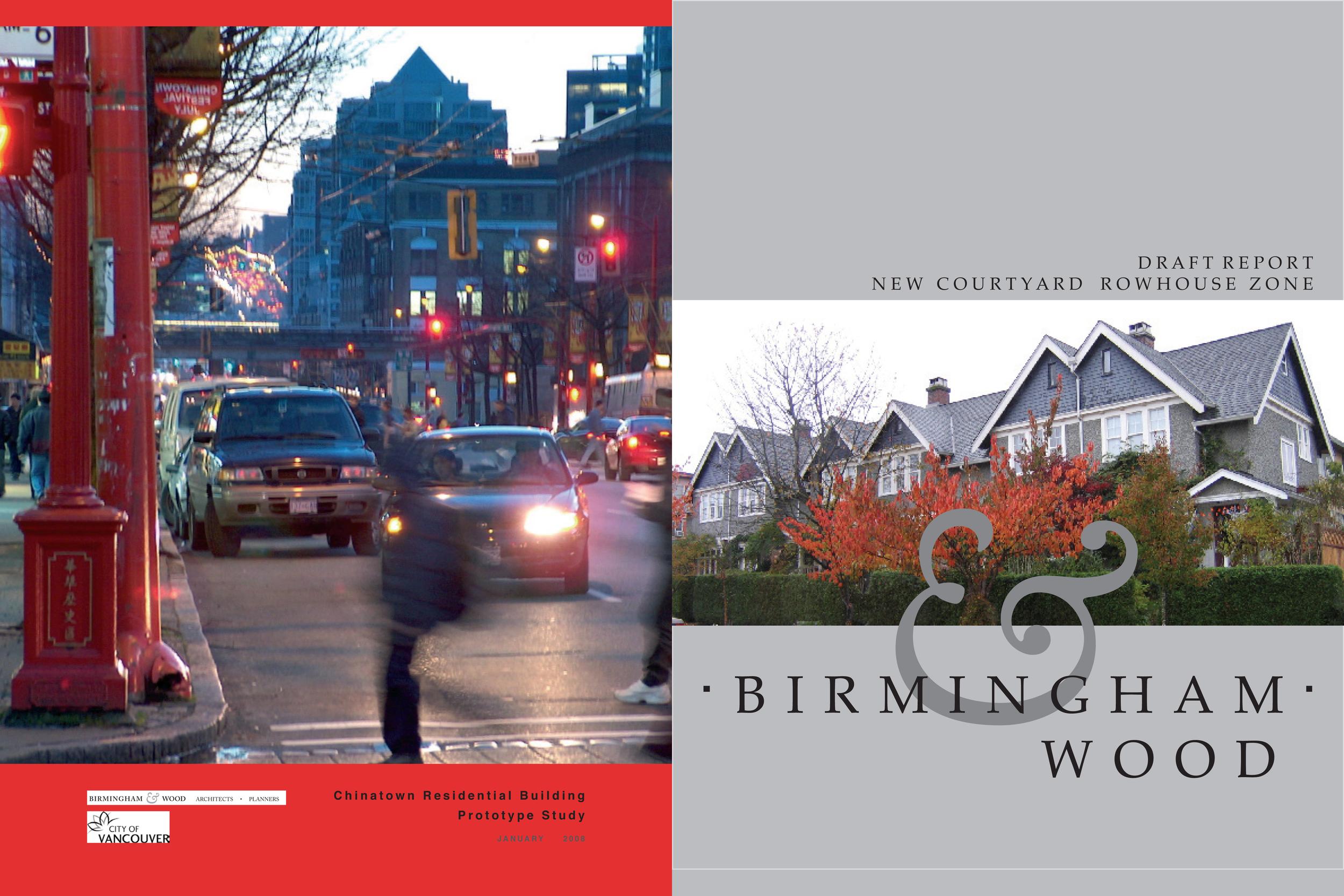 Urban Planning Studies