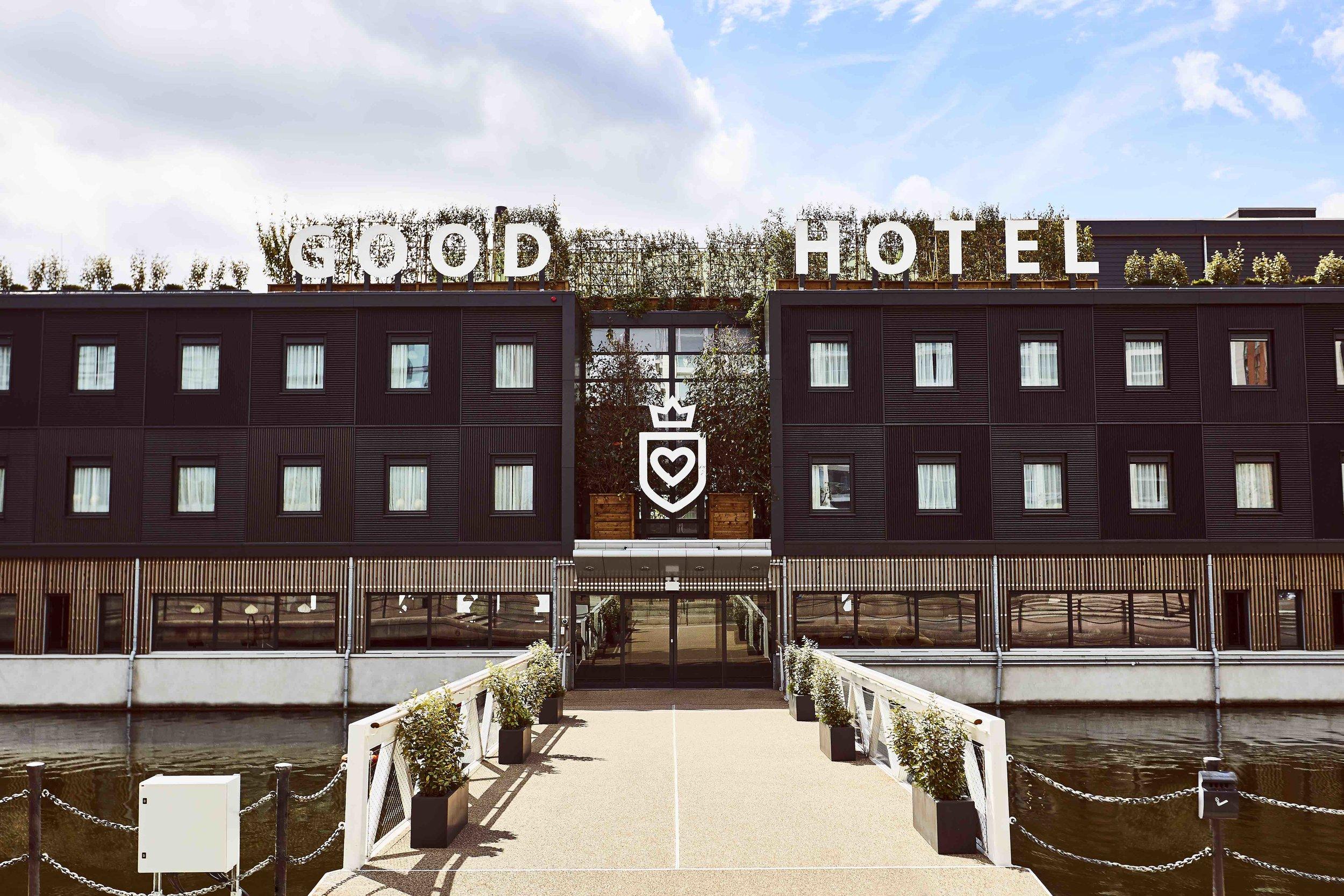 Exterior Good Hotel London