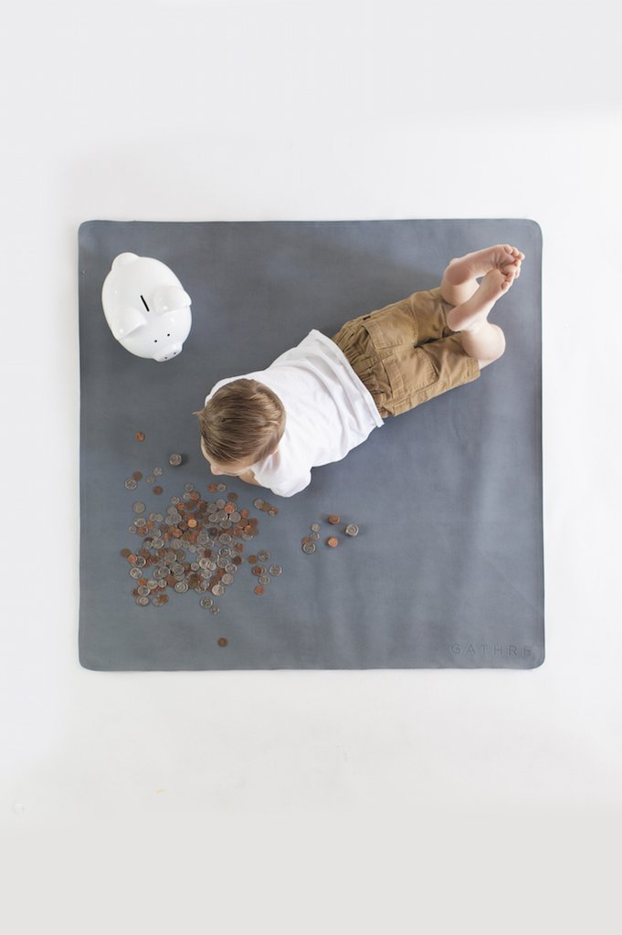 Gathre  - functional and stylish leather mats