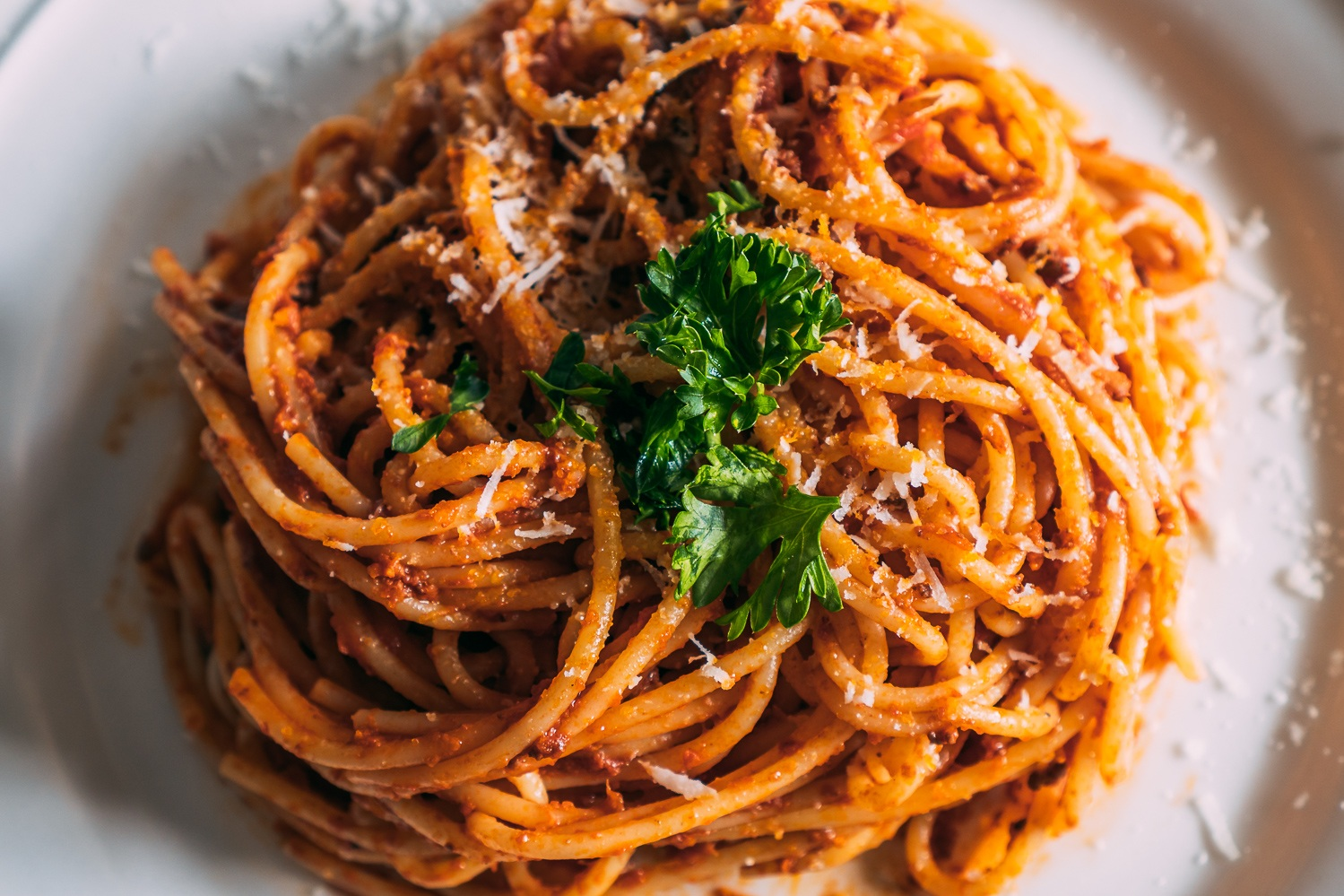 Duck Spaghetti Sauce -