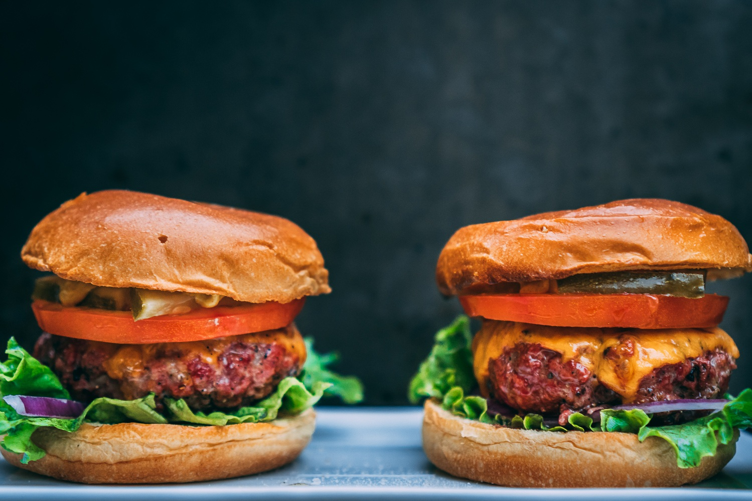 Duck Burgers -