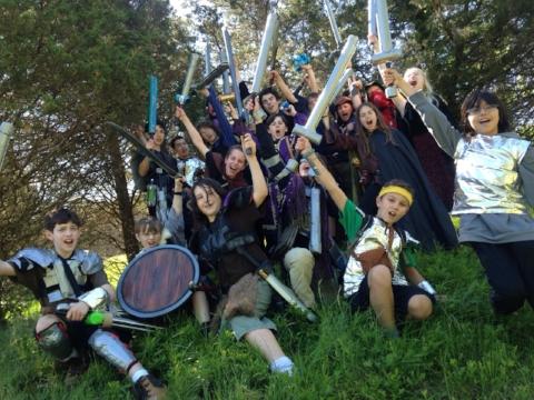 Zelmore Heroes Academy