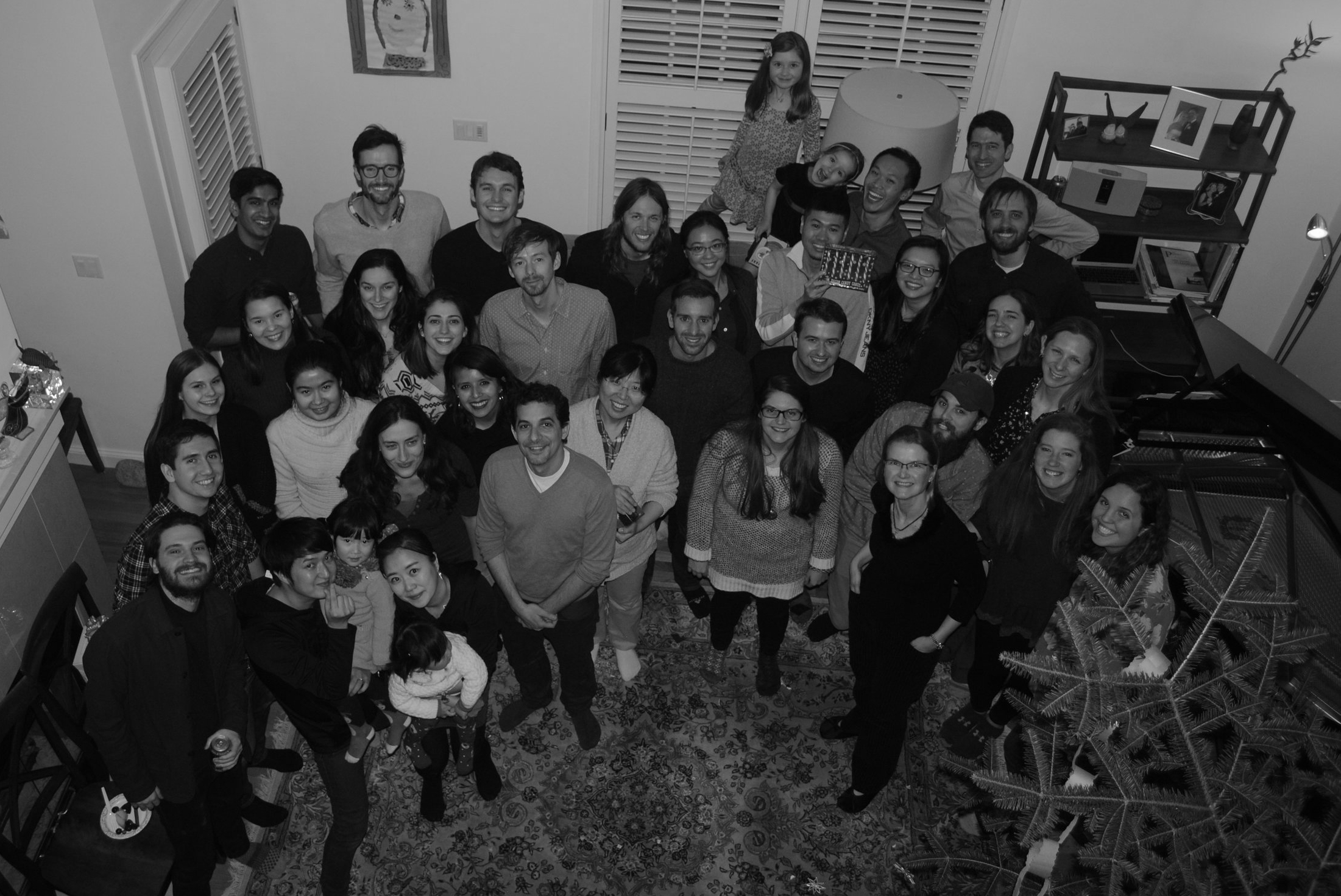 Andermann Lab Holiday Party 2017