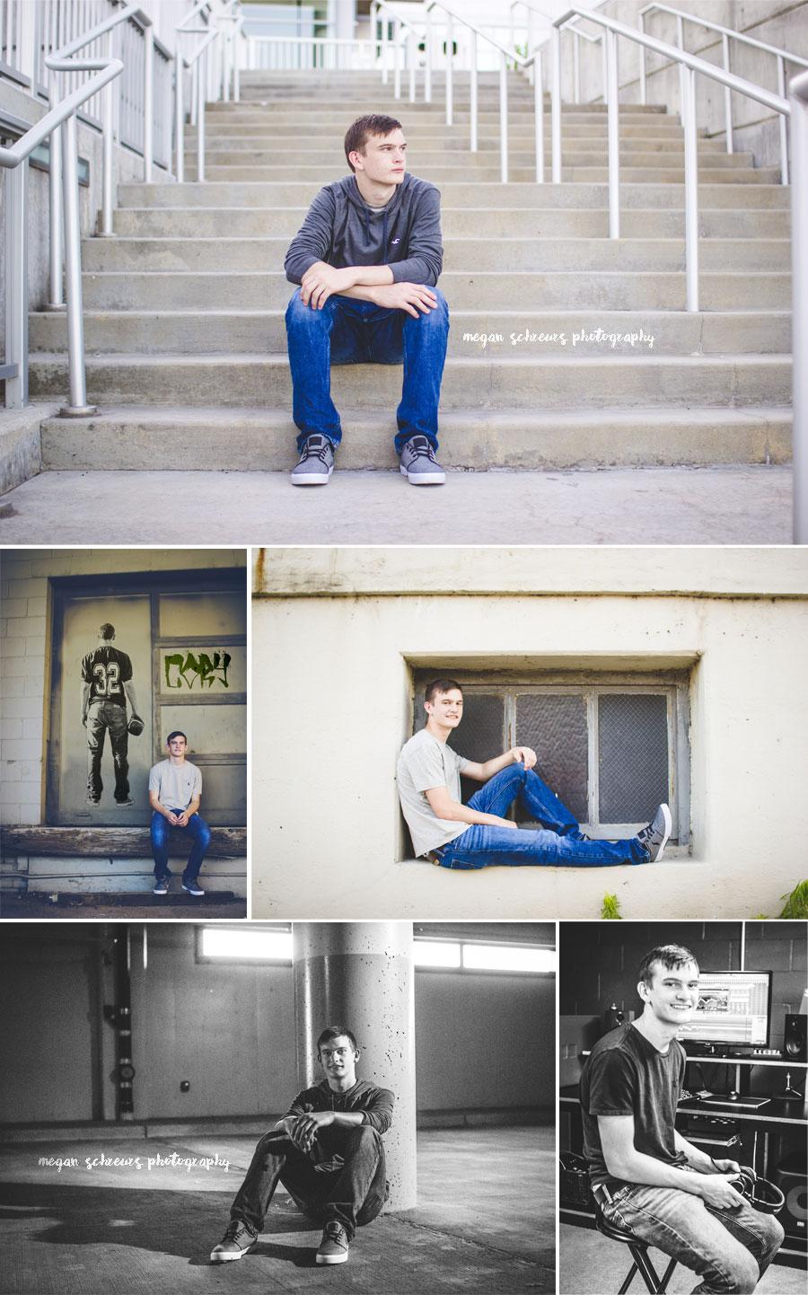 Central IL Senior Photographer