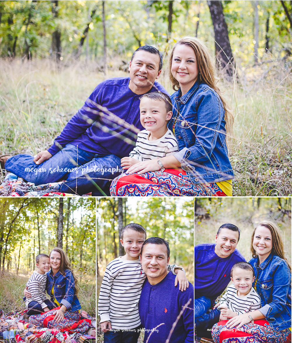 Paris TX Family Photographer