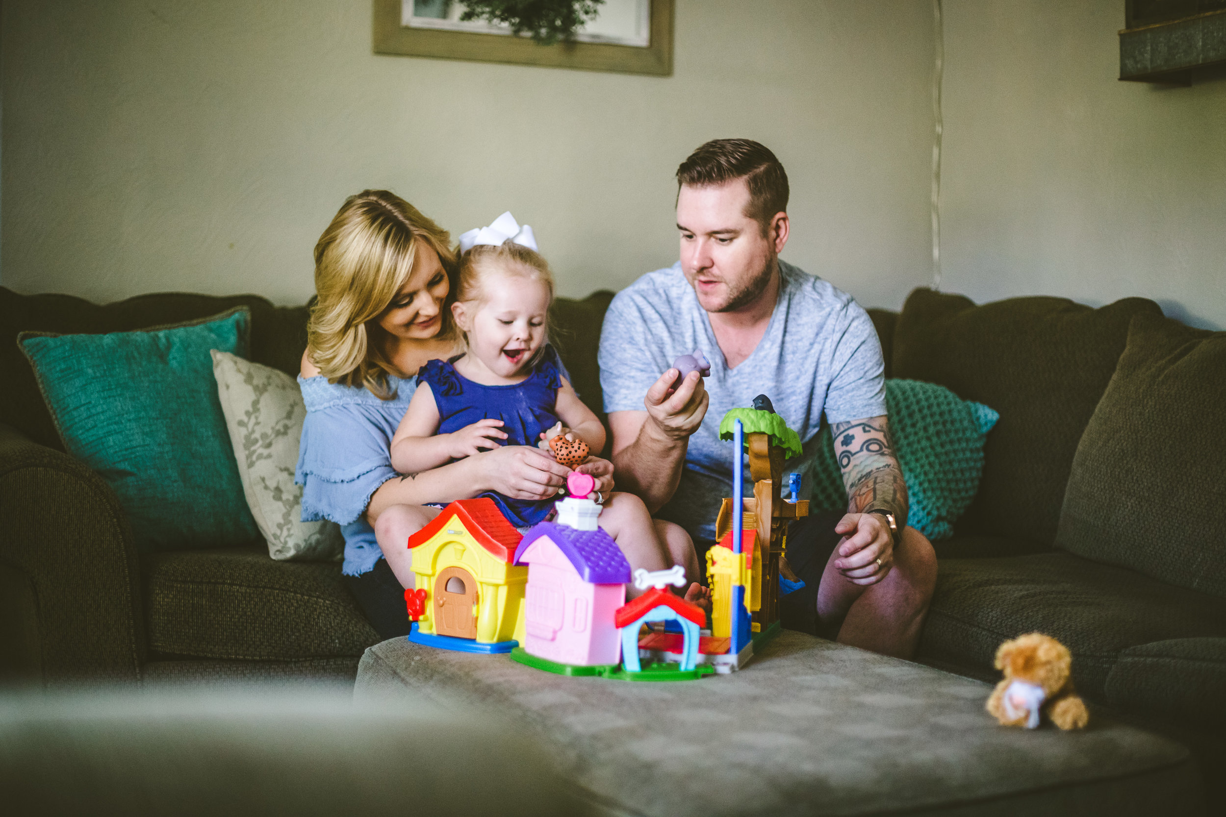 Peoria Illinois Family Photographer