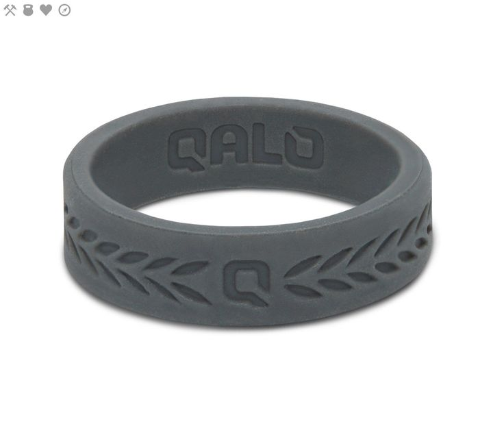 Silicone ring...