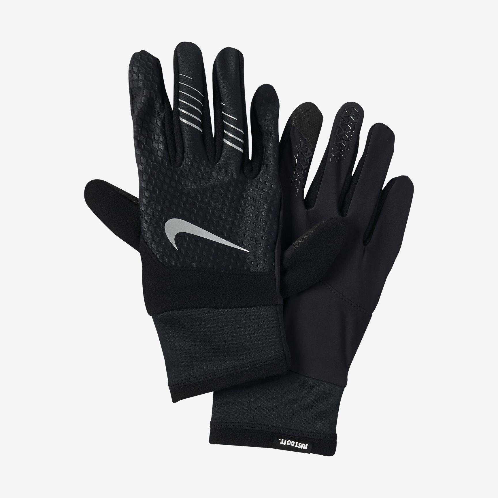 Running gloves...