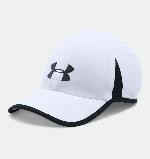 Running hat...