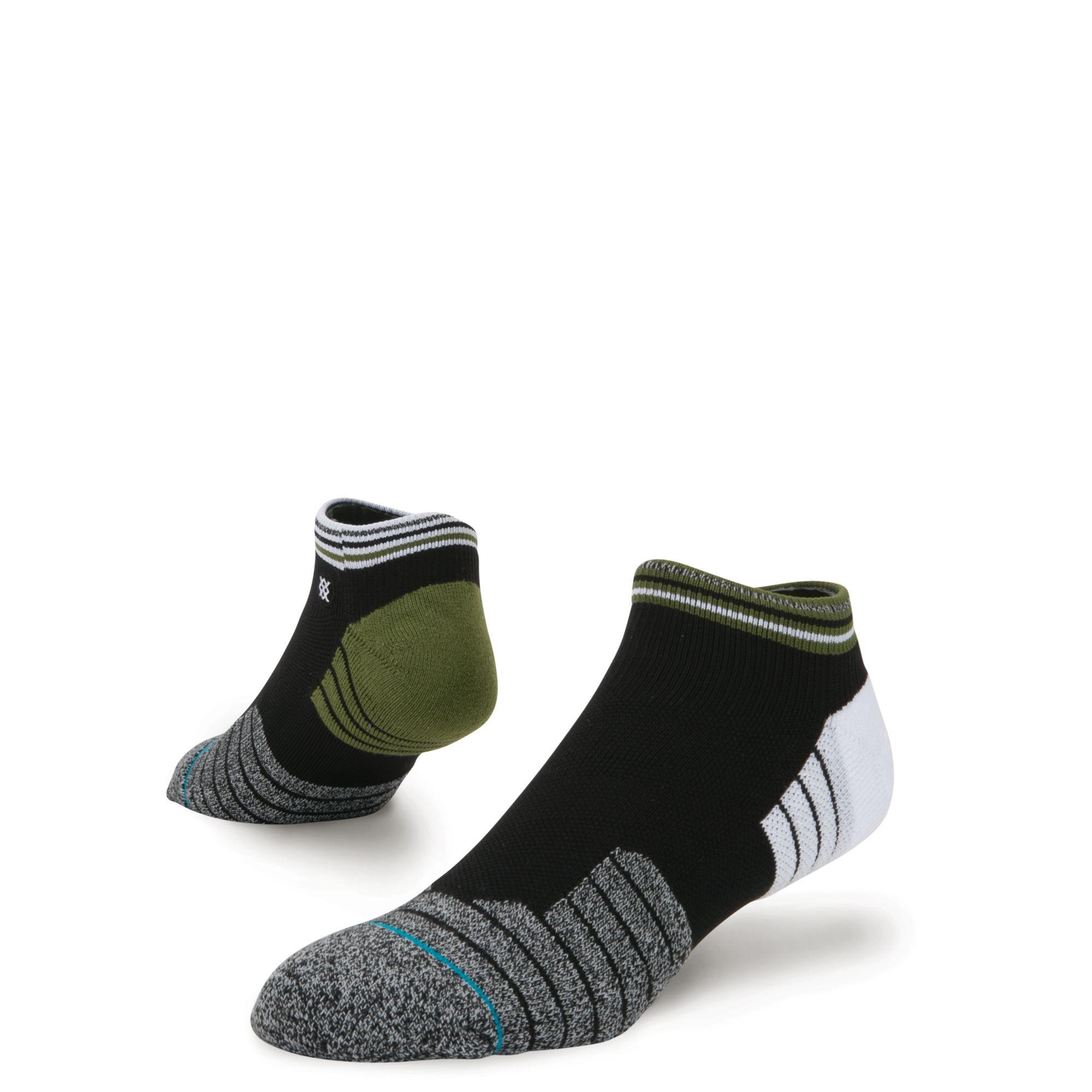 Athletic socks...
