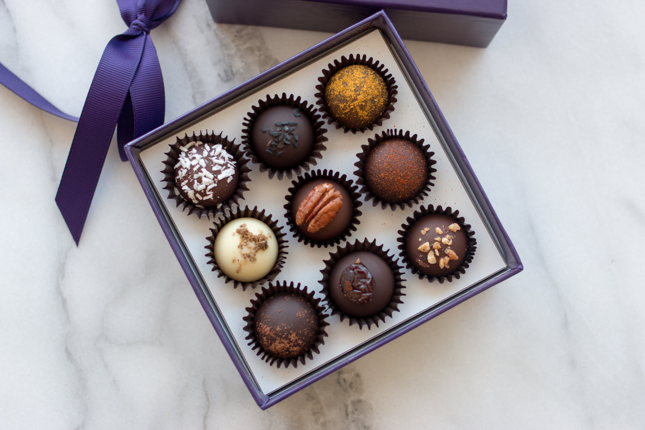 Vosges Chocolates Exotic Truffle Collection