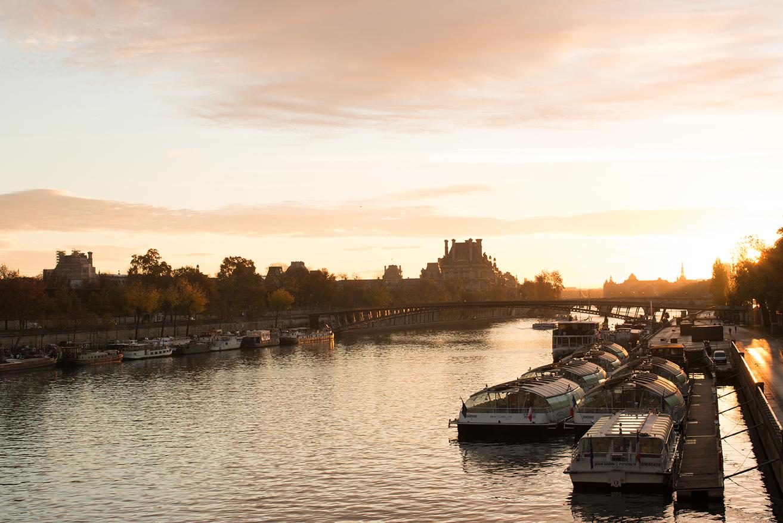 Paris Seine @rebeccaplotnick