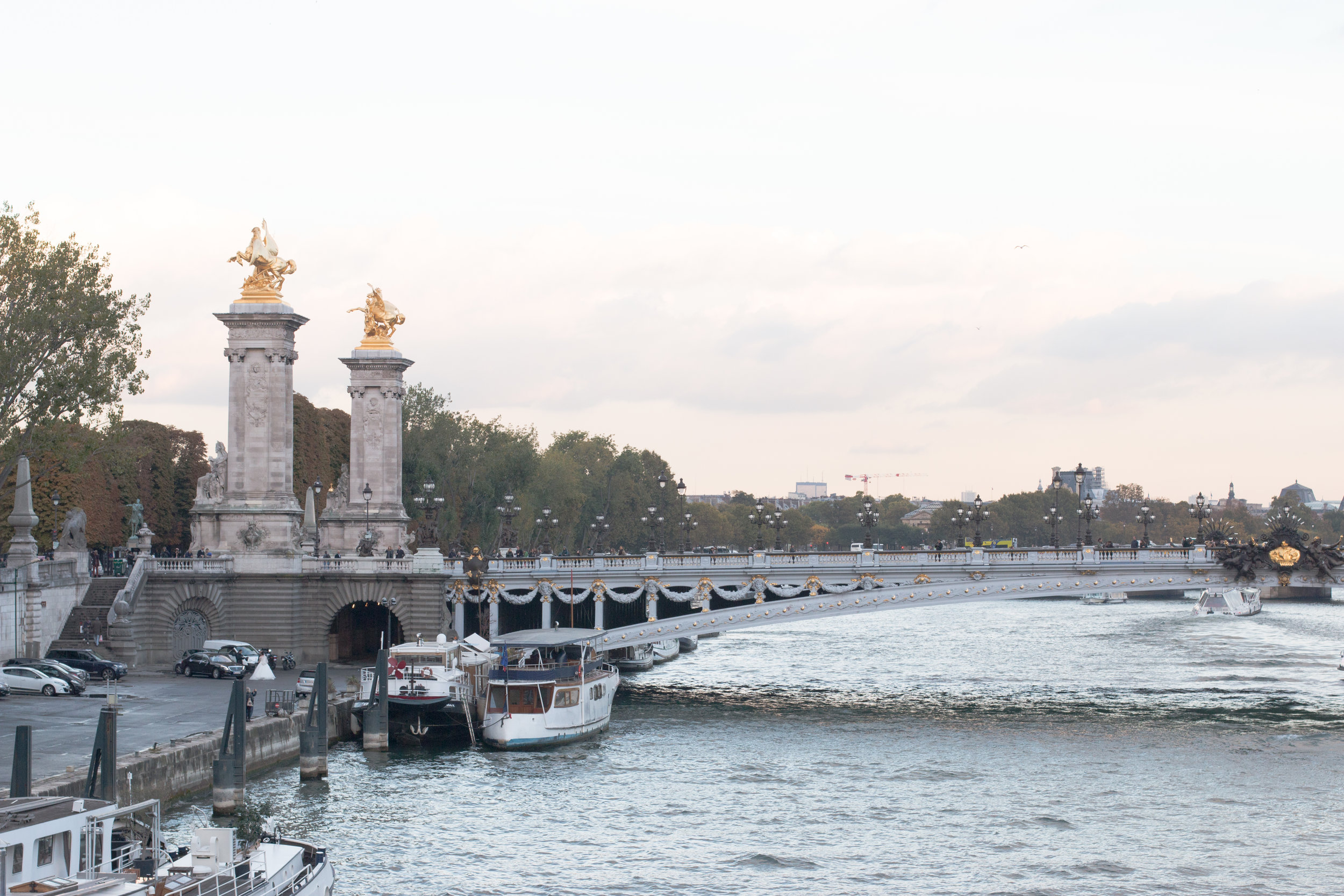Pont Alexandre III Paris, France @rebeccaplotnick