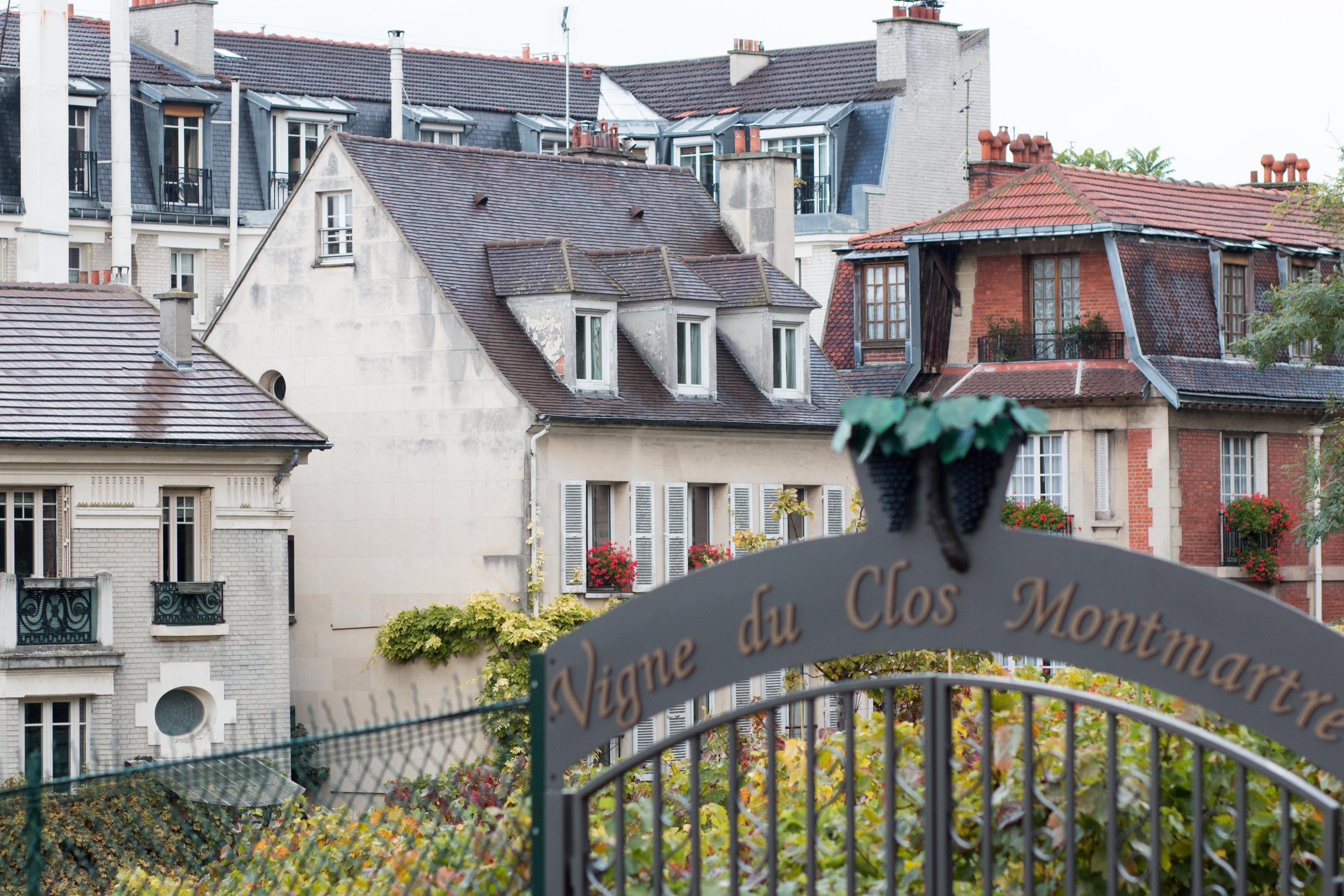 Paris, France Montmartre @rebeccaplotnick