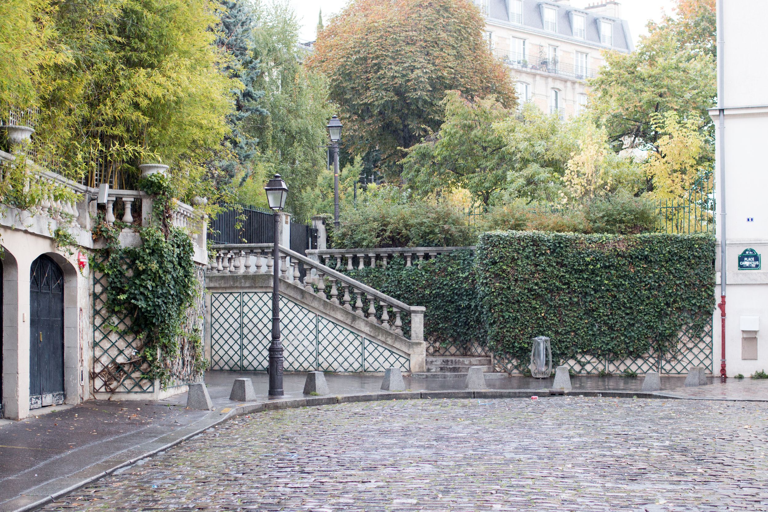 Montmartre Paris, France