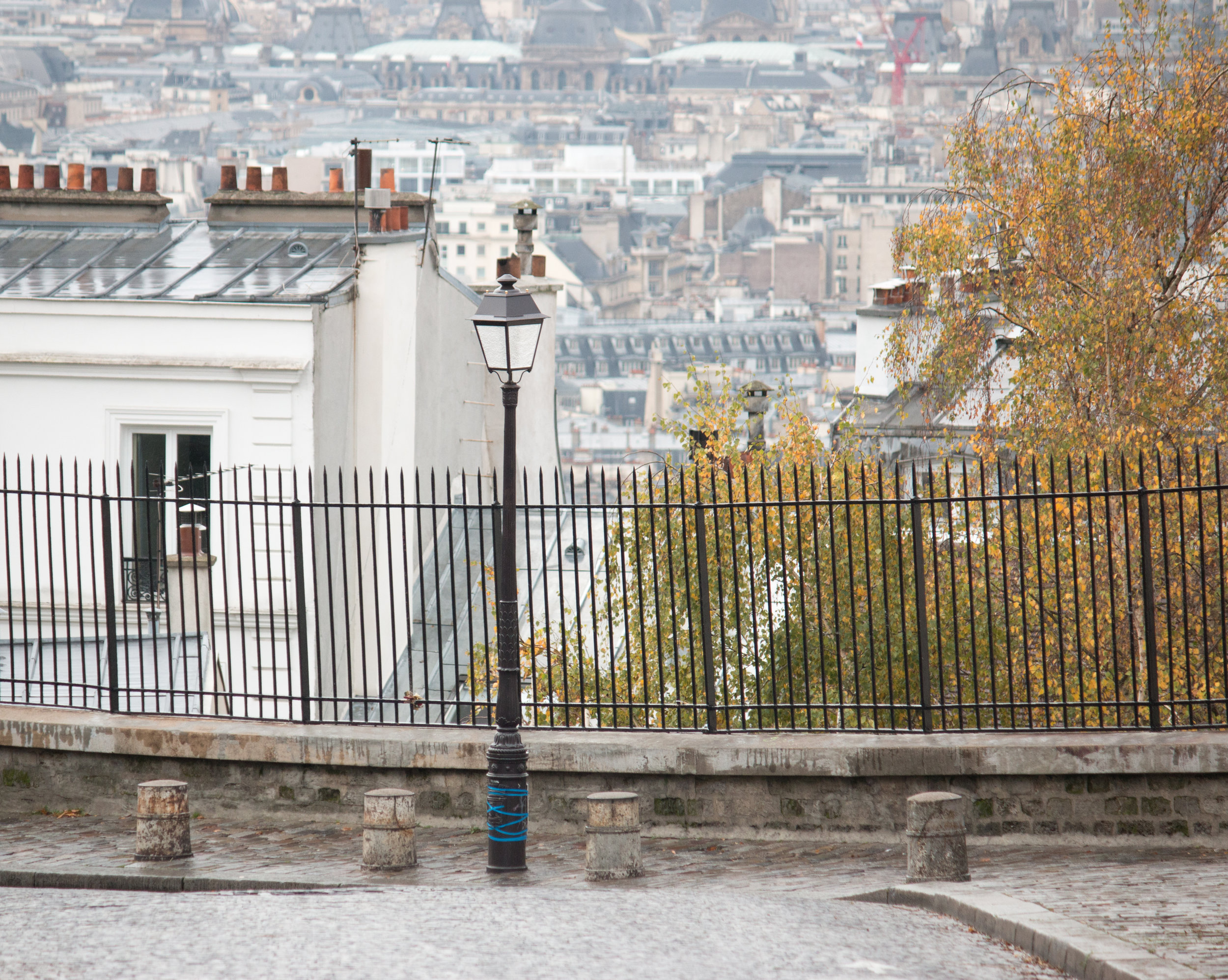 Paris Montmartre @rebeccaplotnick