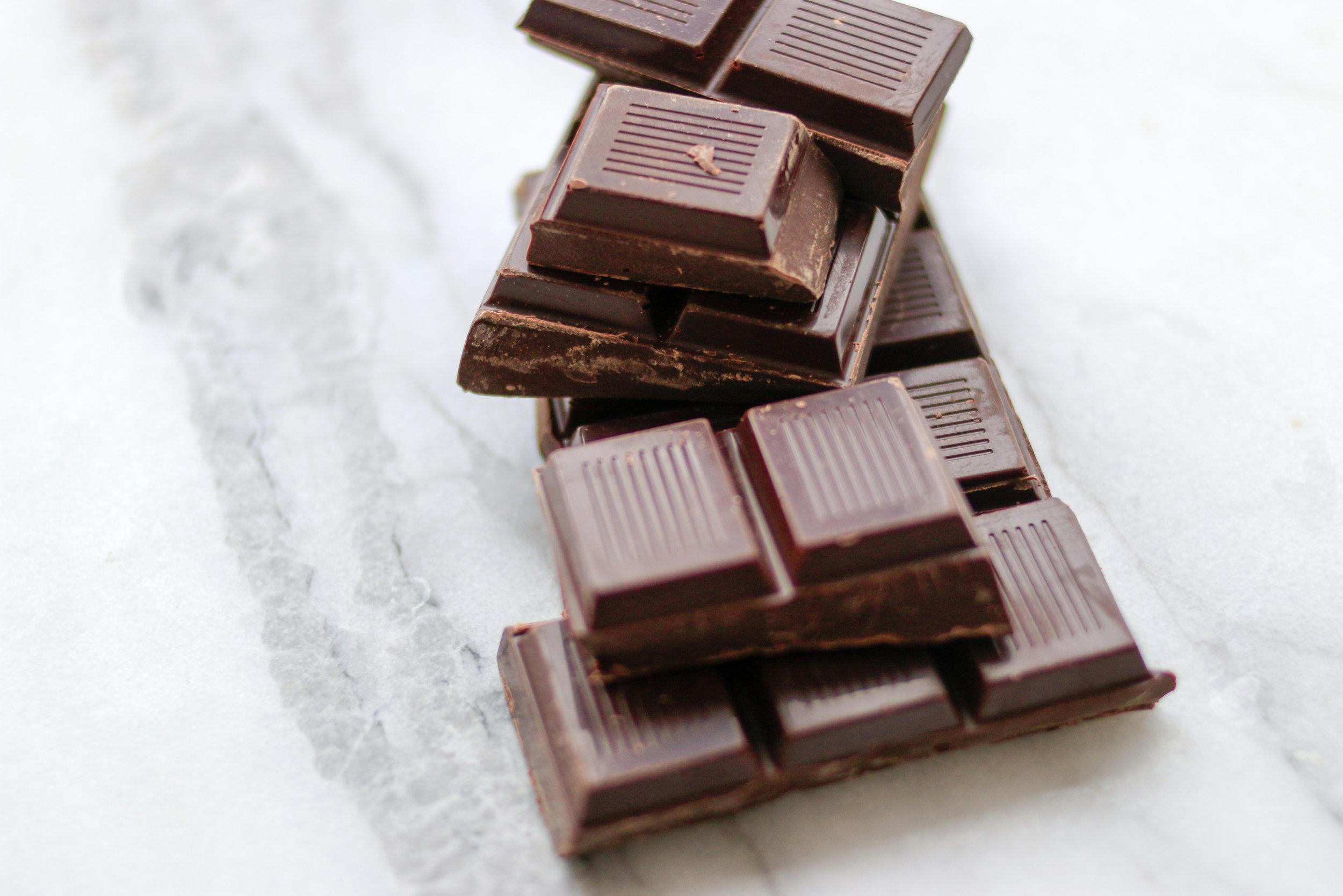 chocolate @rebeccaplotnick