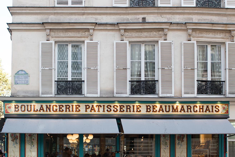 Parisian Boulangerie