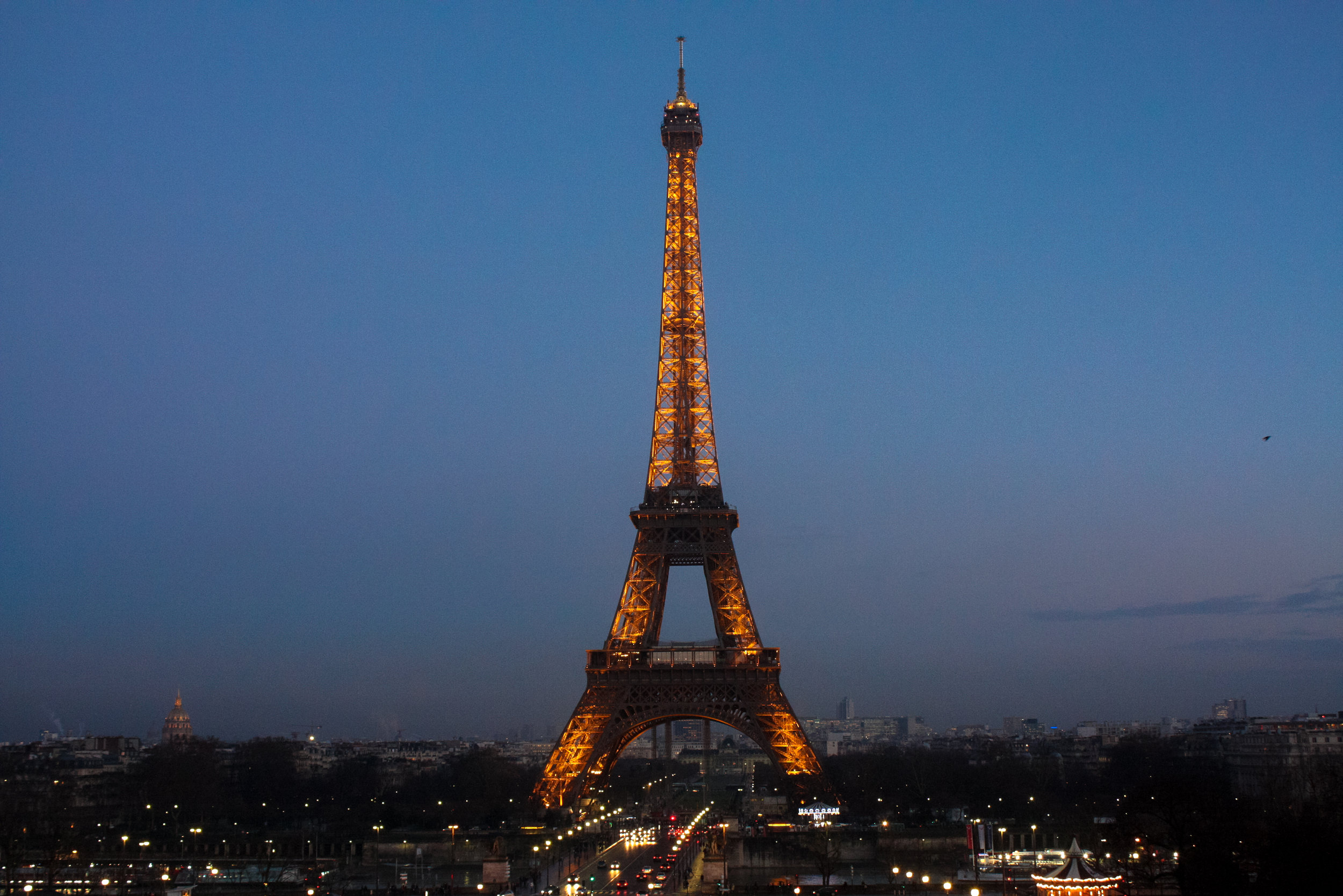 eiffel tower paris @rebeccaplotnick