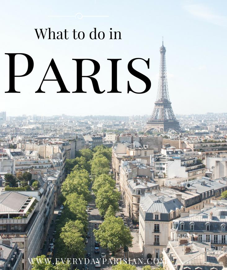 Paris Spring View  @rebeccaplotnick