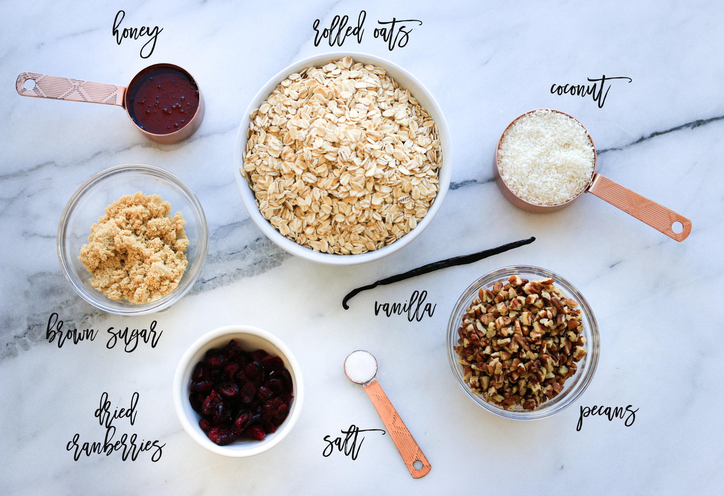 homemade granola recipe for everyday parisian