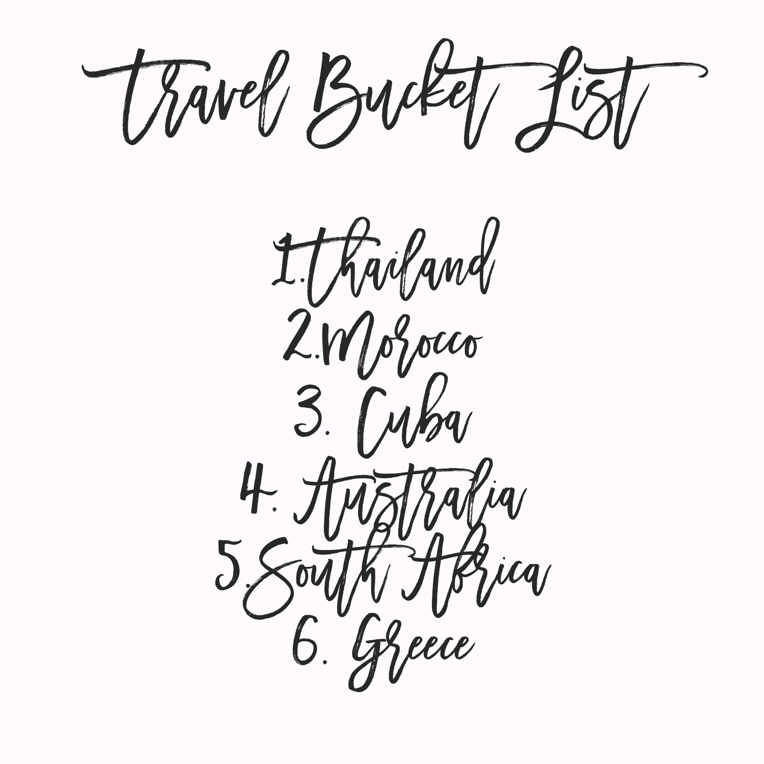 bucket list travel rebecca plotnick