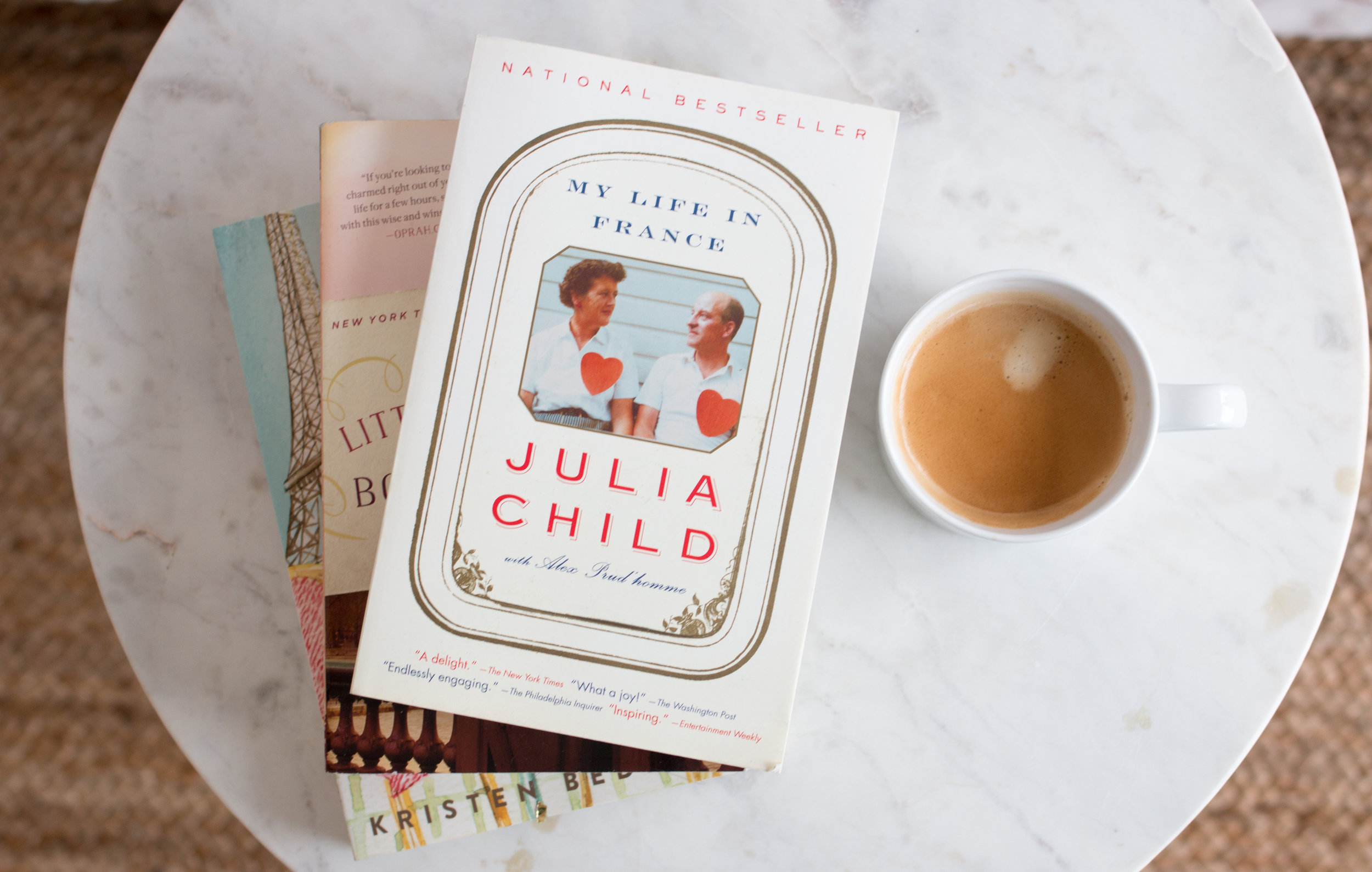my life in france julia childs
