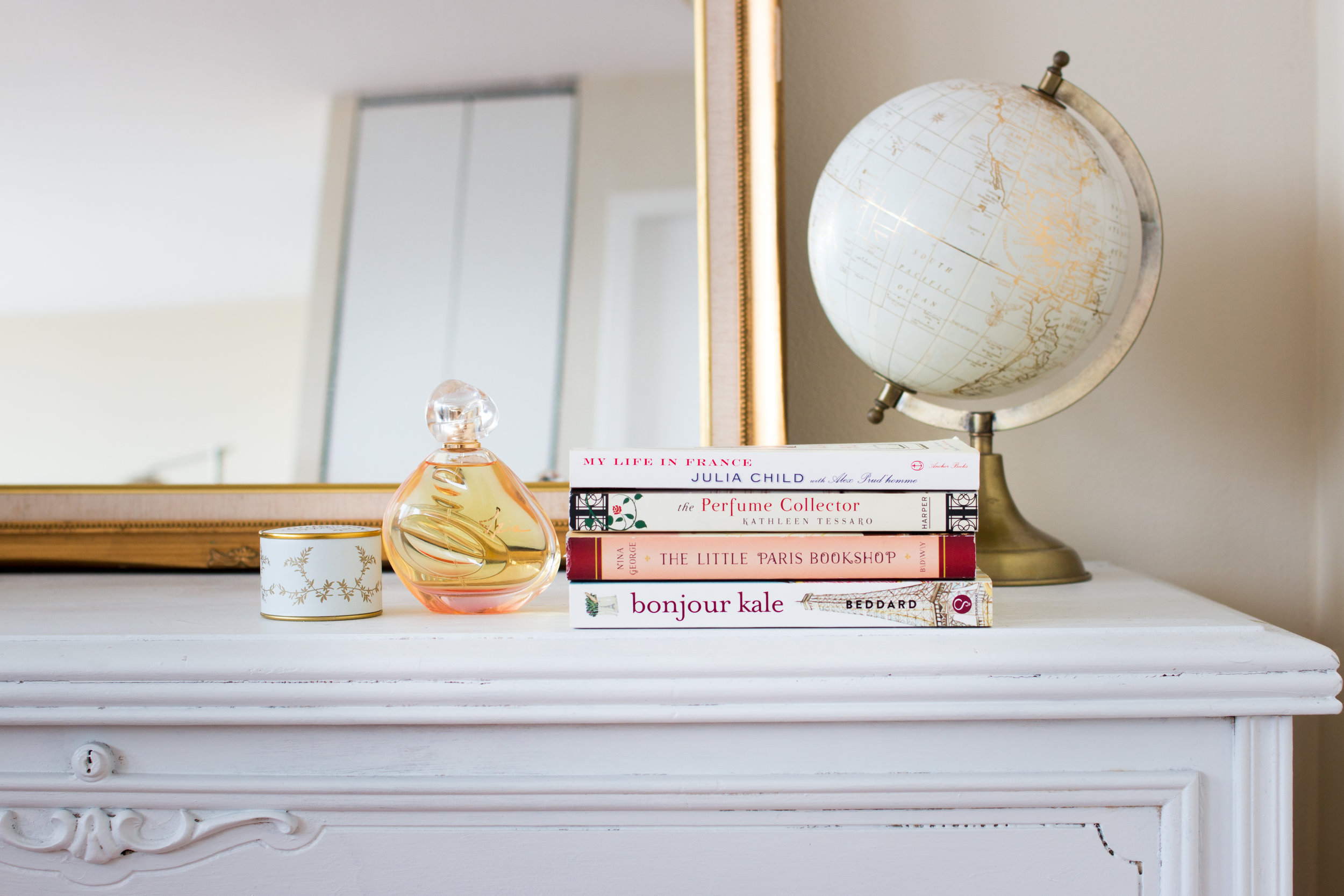 every day parisian francophile book club selections