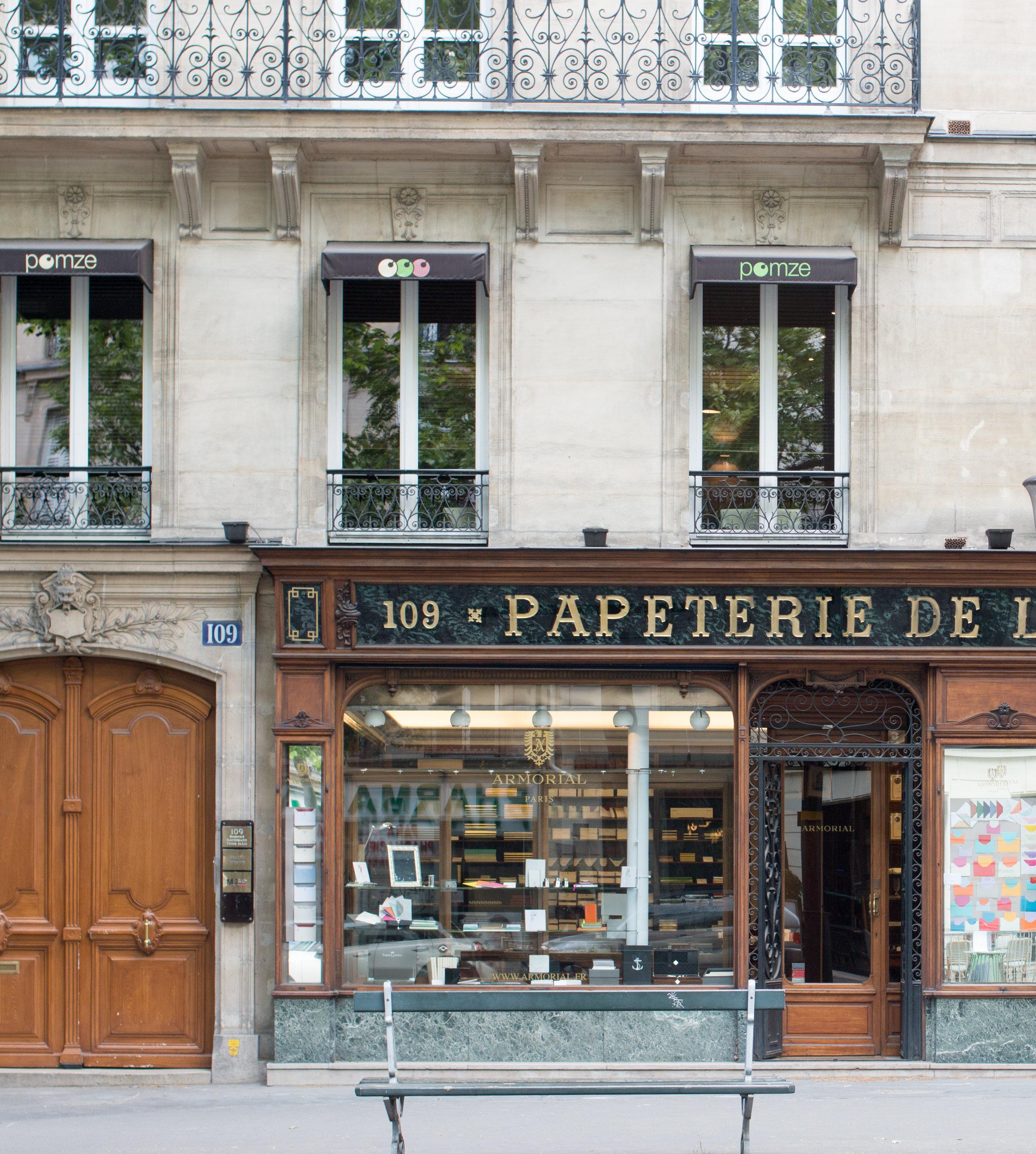 paris paper shop via rebecca plotnick